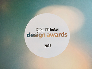 100% Hotel Design Awards